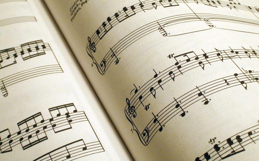 Nieuwe bladmuziek in ons aanbod!